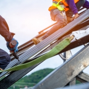 Stock photography - Roofer