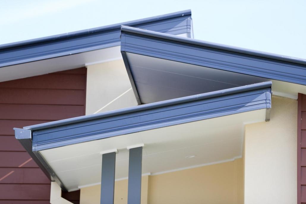 Brastin Roofing - Rain gutter