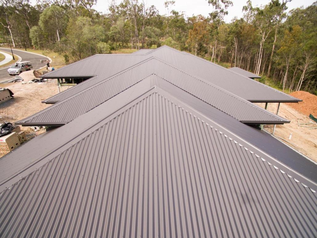 Roof - Façade