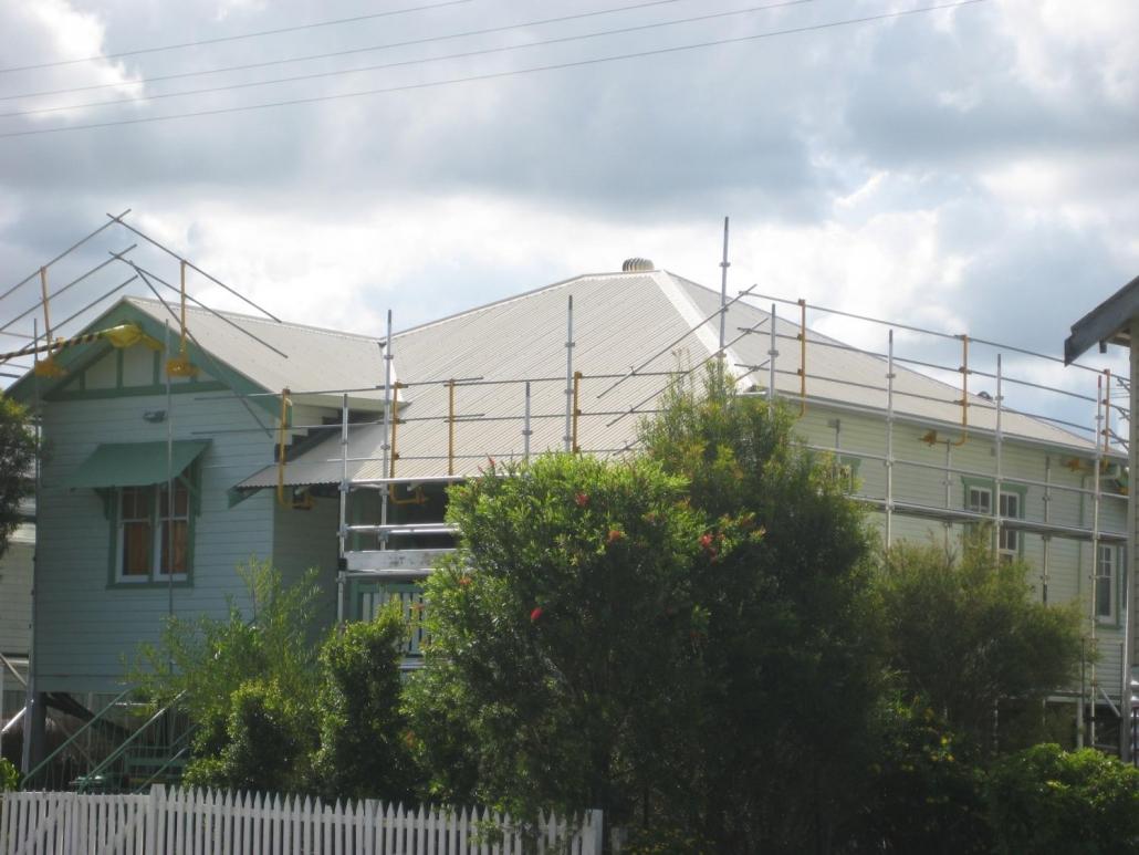 Brastin Roofing - House
