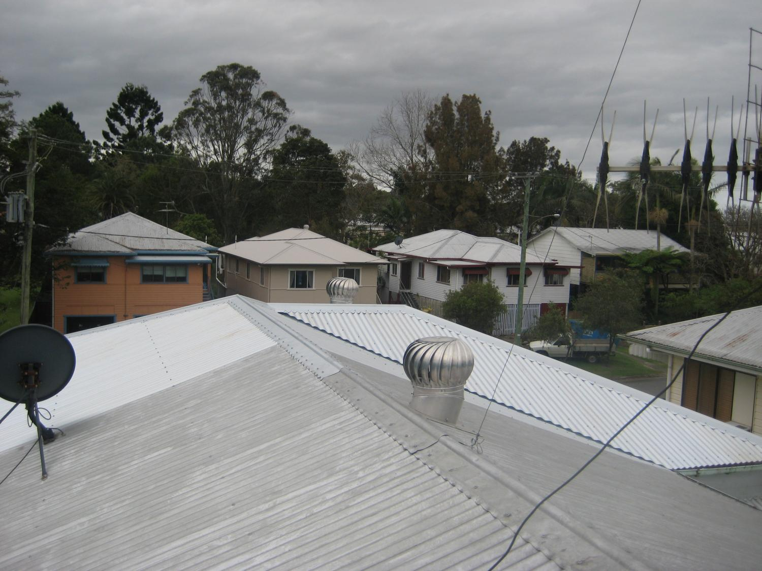 Roof - House