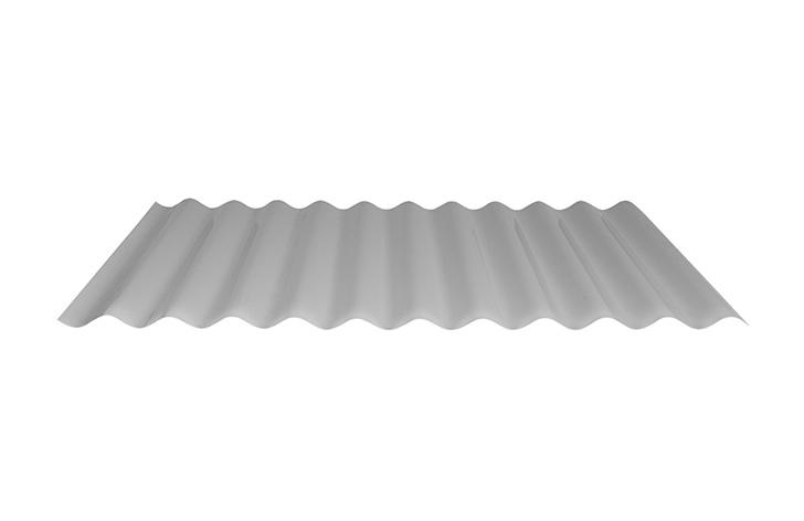 Corrugated galvanised iron - Roof